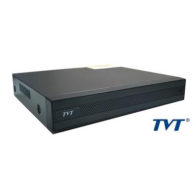 TVT TD-2108TS-C ΥΒΡΙΔΙΚΟ ΚΑΤΑΓΡΑΦΙΚΟ 8 ΚΑΜΕΡΩΝ DVR 2MP/1080P