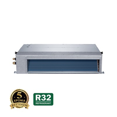 CARRIER XPOWER 42QSS060R8S/38QUS060R8T ΚΑΝΑΛΑΤΟ ΚΛΙΜΑΤΙΣΤΙΚΟ INVERTER R32 60.000 BTU