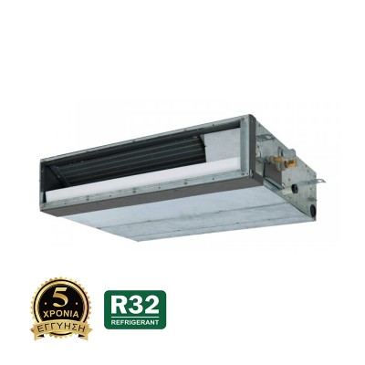 TOSHIBA SLIM DIGITAL INVERTER RAV-RM401SDT-E/RAV-GM401ATP-E ΚΑΝΑΛΑΤΟ R32 12.000 BTU