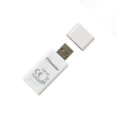 INVENTOR WIFI MODULE USB STICK ΓΙΑ ΚΛΙΜΑΤΙΣΤΙΚΑ WIFI READY (INVMATE II)