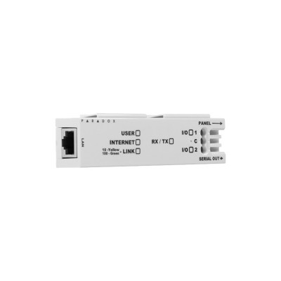 PARADOX IP150 INTERNET MODULE