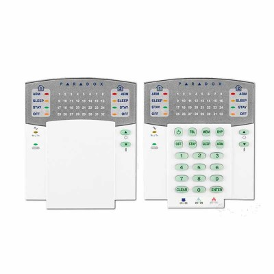 PARADOX K32+ ΠΛΗΚΤΡΟΛΟΓΙΟ ΣΥΝΑΓΕΡΜΟΥ LED 32 ΖΩΝΩΝ