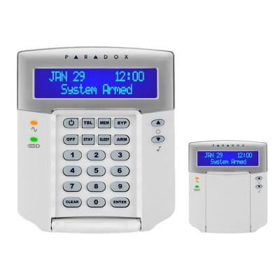 PARADOX K32LCD+ ΠΛΗΚΤΡΟΛΟΓΙΟ ΣΥΝΑΓΕΡΜΟΥ LCD 32 ΖΩΝΩΝ